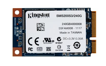 Immagine di Kingston SSDNow mS200 240GB