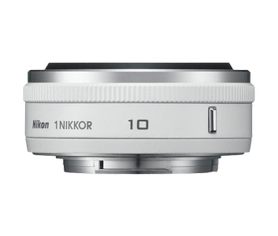 Immagine di Nikkor 1 VR 10 mm f/2.8 Bianco