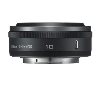 Immagine di Nikkor 1 VR 10 mm f/2.8 Nero