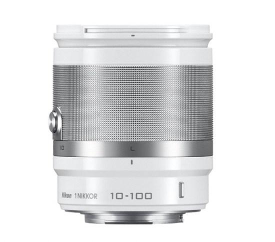 Immagine di Nikkor 1 10-100 mm f/4-5.6 Bianco