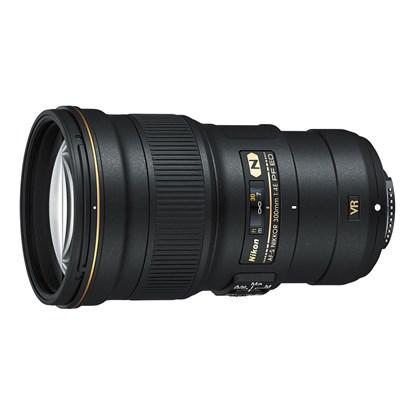 Immagine di Nikkor 300 mm F/4E PF ED VR