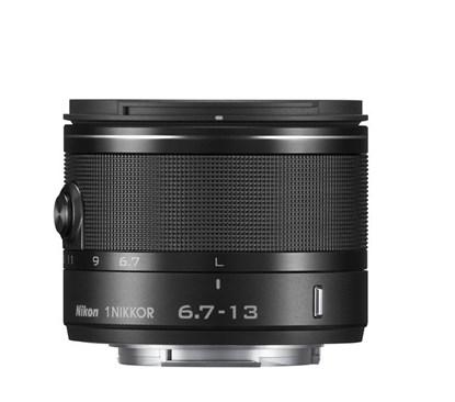 Immagine di Nikkor 1 6,7-13 mm f/3.5-5.6 Nero