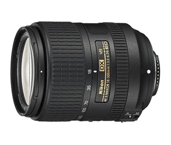 Immagine di Nikkor AF-S 18-300 mm f/3.5-6.3G DX ED VR