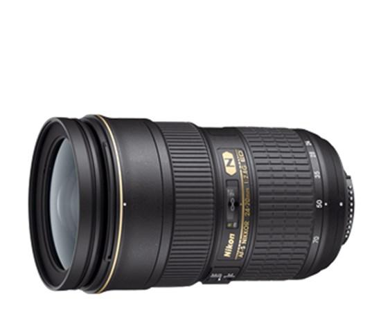Immagine di Nikkor AF-S 24-70 mm f/2.8G ED