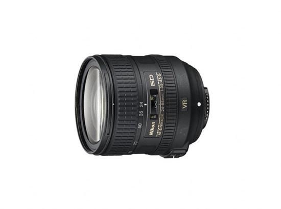 Immagine di Nikkor AF-S 24-85 mm f/3.5-4.5G ED VR