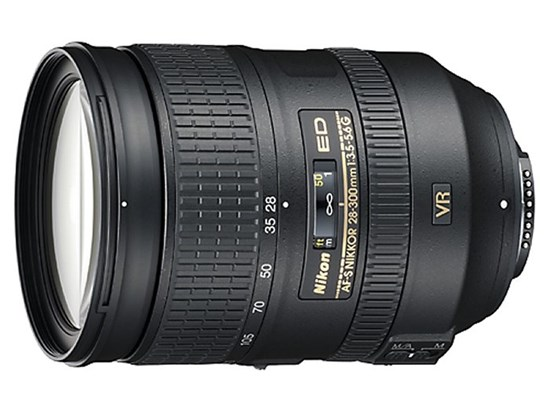 Immagine di Nikkor AF-S 28-300 mm f/3.5-5.6G ED VR