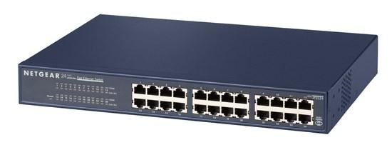 Immagine di Netgear JGS524 - ProSafe Switch 24 porte 10/00