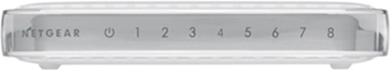 Immagine di Netgear GS608IS - Switch 8 porte Gigabit schermate