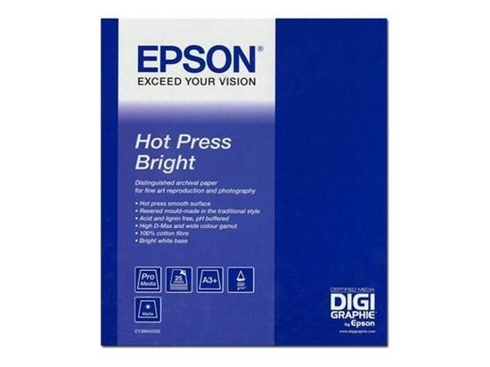Immagine di Epson C13S042333 - Fine Art Hot Press Bright