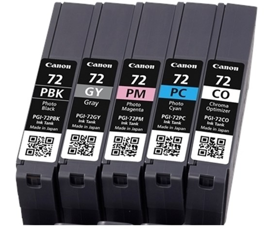 Immagine di Canon PGI-72 - Multipack PBK/GY/PM/PC/CO