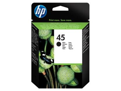 Immagine di HP 51645A  - Cartuccia nero cod. 45
