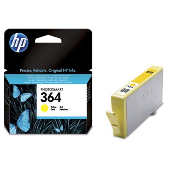 Immagine di HP CB320EE - Cartuccia giallo cod. 364