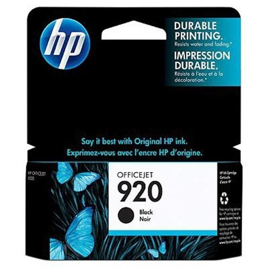 Immagine di HP CD971A - Cartuccia nero cod. 920