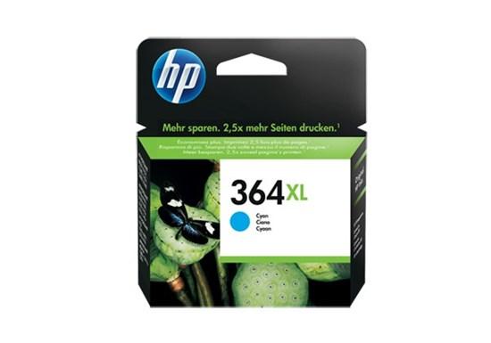Immagine di HP CB323EE - Cartuccia ciano cod. 364XL
