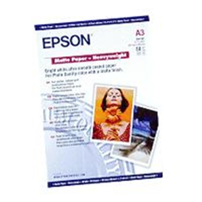 Immagine di Epson C13S041261 - Carta opaca Matte