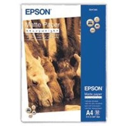 Immagine di Epson C13S041256 - Carta opaca Matte