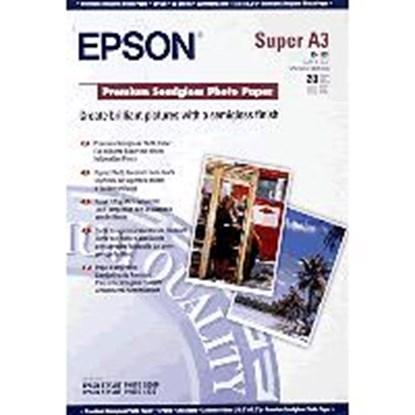 Immagine di Epson C13S041328 - Carta Fotografica Semilucida Premium