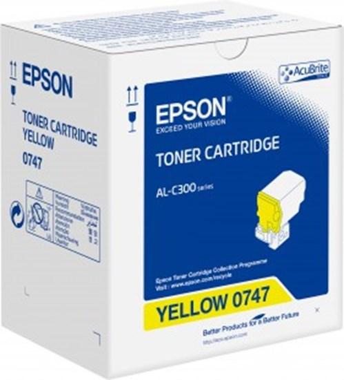 Immagine di Epson C13S050747 - Toner giallo