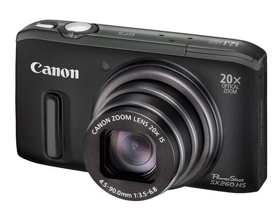 Immagine di Canon Powershot SX240 HS Rosa