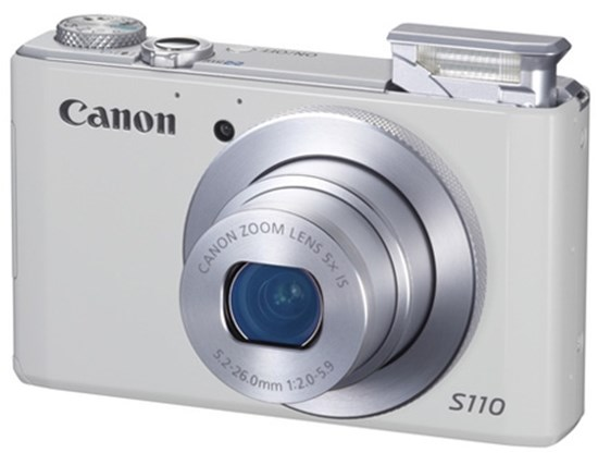 Immagine di Canon Powershot S110 Silver