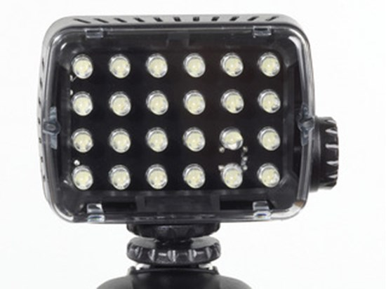 Immagine di Manfrotto ML240 - Luce LED - Mini - 24 LED continua (220lx@1m)
