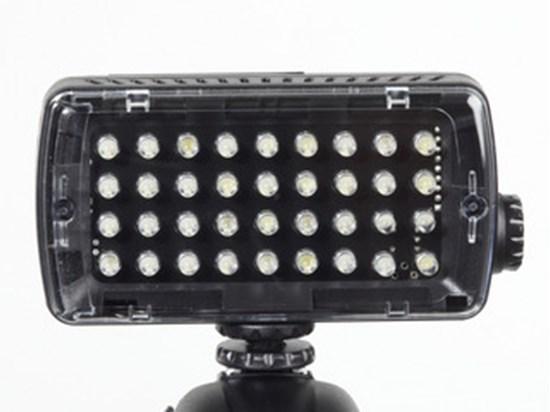 Immagine di Manfrotto ML360 - Luce LED - Midi - 36 LED continua (420lx@1m). Dimmer