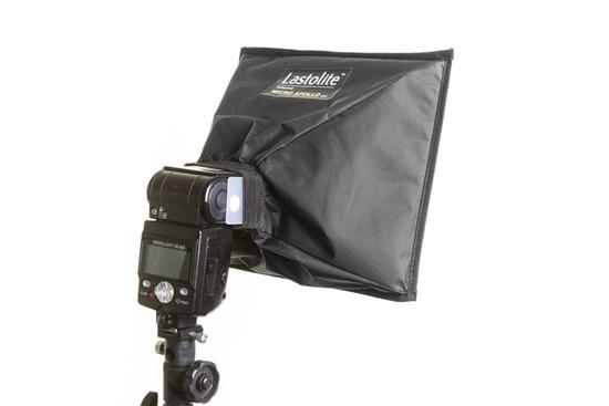 Immagine di Lastolite LS2214 - Softbox Micro Apollo MKII 60 25x18cm