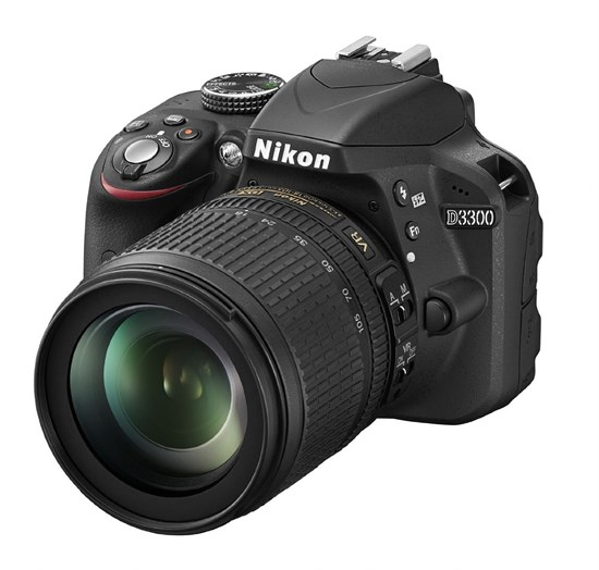 Immagine di Nikon D3300  + Nikkor 18-105 mm f:3.5-5.6G ED VR + SD 8 GB 200X