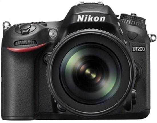 Immagine di Nikon D7200 + Nikkor 18-105 f:3.5-5.6G DX VR + SD 8GB 200X