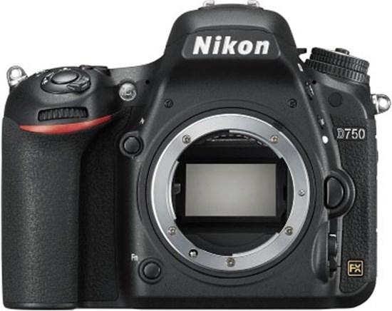 Immagine di Nikon D750 corpo