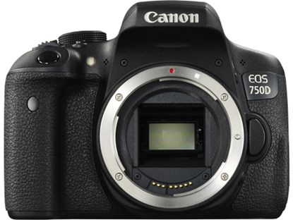 Immagine di Canon Eos 750D corpo