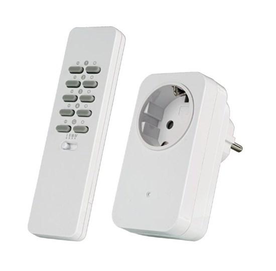 Immagine di Trust Smart Home 72003 - Wireless Switching Set AC-1000R IT