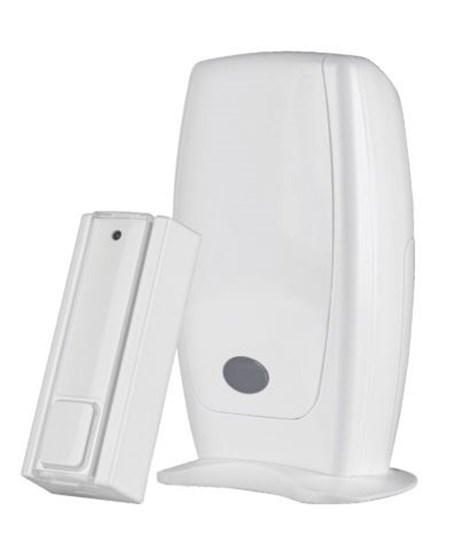 Immagine di Trust Smart Home 72083 - Wireless Doorbell with portable chime ACDB-6600AC IT