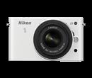 Immagine di Nikon 1 J3 Bianca + Obiettivo 10-30 mm + Card 8 GB 400X