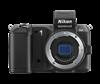 Immagine di Nikon 1 V2 Nera+ Obiettivo 10-30 mm f/3.5-5.6 + Card 8 GB 400X