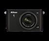 Immagine di Nikon 1 S1 Nero + Obiettivo 11-27,5 mm + Card 8 GB 400X