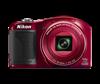 Immagine di Nikon Coolpix L610 Rossa