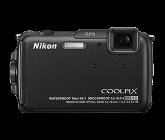 Immagine di Nikon Coolpix AW110 Waterproof Nera