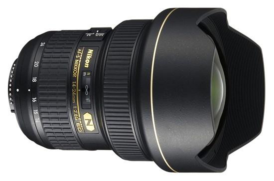 Immagine di Nikkor AF-S 14-24 mm f/2,8G ED