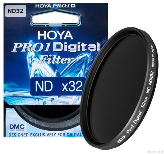 Immagine di Hoya Pro1 Digital NDX32 52 mm