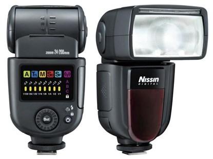 Immagine di Nissin Di-700 per fotocamere Canon