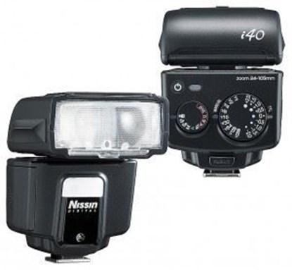 Immagine di Nissin I-40 per fotocamere Canon