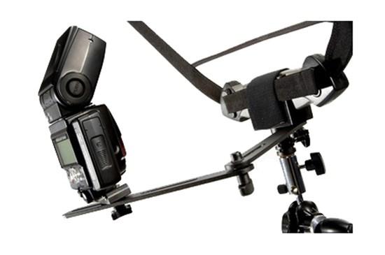 Immagine di Lastolite LA2430 - Trigrip supporto con snodo per pannelli riflettenti