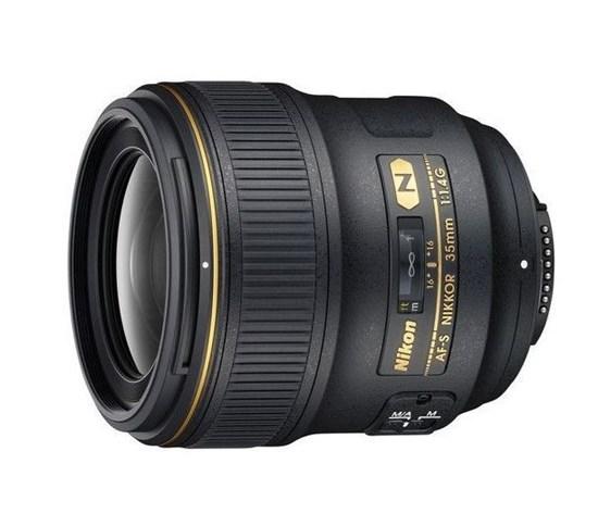 Immagine di Nikkor AF-S 35 mm f/1.4G