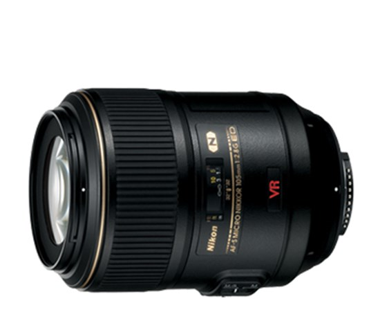 Immagine di Nikkor AF-S Micro 105 mm f/2.8G IF-ED VR - Diametro 62 mm