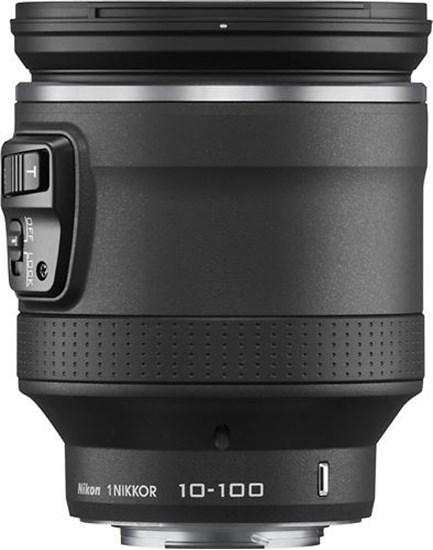 Immagine di Nikkor 1 VR 10-100 mm f/4.5-5.6 PD Z