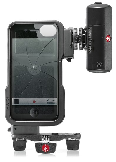 Immagine di Manfrotto Kit Klip + Illuminatore ML120 + Pock.