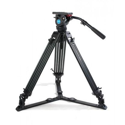 Immagine di Benro kit Treppiedi Video A673T con testa H8