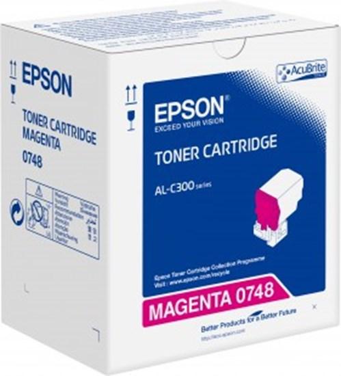 Immagine di Epson C13S050748 - Toner Ciano