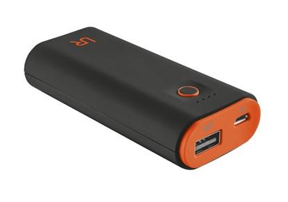 Immagine di Urban Revolt 20493 - Cinco PowerBank 5200 Portable Charger - black/orange